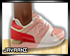 LV Run Away Sneaker Rose