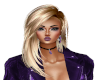 Hair Ash Blond Lizzy 523