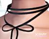 SNRY | Ribbon choker