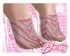 Pink Tiger Heels