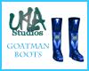 GoatMan Boots