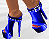 !Metal Mules - Blue