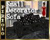 Small Decorator Sofa