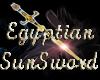 Egyptian SunSword