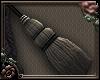 Wayward Witch Broom