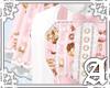 Melty Donut JSK~ Pink