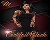 [M] Cocktail Black MED