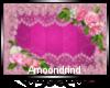 AM:: Rose Lace Frame