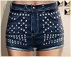 ϟ Studded Shorts II