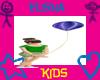 !Kids Purple Balloon