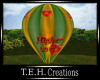 Higher Love Air Balloon