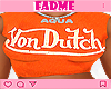 Von Dutch | Teen Crop