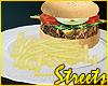 Burger&Fries ▲