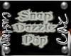 *CC* Snap Dazzle Pop Tee