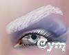 Cym Elf White Eyebrows
