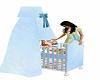 [KL]NewbornBoy Crib