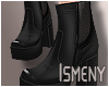 [Is] Fall Boots Black
