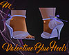 [M] Valentine Blue Heels