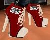 CROOKS & CASTLES ~ Boots