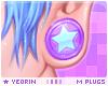 ★ PLUGS. aquapop