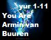 You Are A. Van Buuren