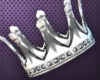 !L TINY FLOATING CROWN W