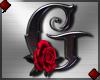 Rose Letter G