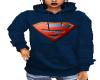 Supergirl Hoody