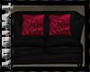 Garnet Cuddle Couch