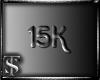 ST: 15K Support Sticker