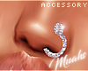 $ Nose Jewelry Diamond R