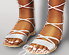 ṩ Tiffany Sandals Wht
