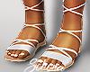 ṩ Tiffany Sandals Wht