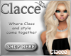 Clacce flash banner