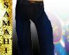 {S} Skirmish Jeans