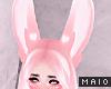 🅜 PINKU: ears bunny