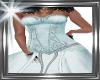 ! ice blue dress