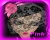 [Pink] Pink Fower/Veil