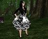 Filagree Petal Skirt