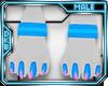 [D]Blupi Blue Anklet M
