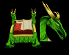 jade dragon throne
