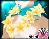 [Nish] Sol Lei Yellow M
