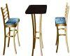 O.C. Caf. Table&Chair