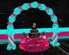 tik birthday cake