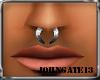Nose Septum Hook Silver