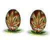 weed sitting balls