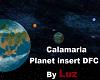Calamaria Planet Insert