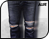 A| Ripped Jeans