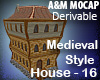 Medieval Style House -16