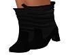 Black Gable Boots